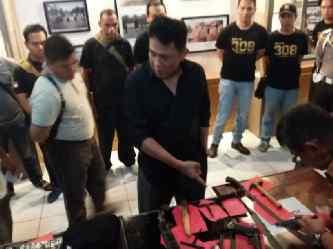 10 Hari Polresta Bandar Lampung Ungkap 34 Kasus Kejahatan