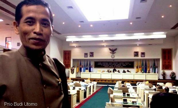 Breaking News: KPU Lampung Belum Terima Laporan Wafatnya Cawabup Prio