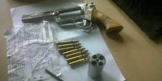 Senjata api (Ilustrasi). | Jejamo.com