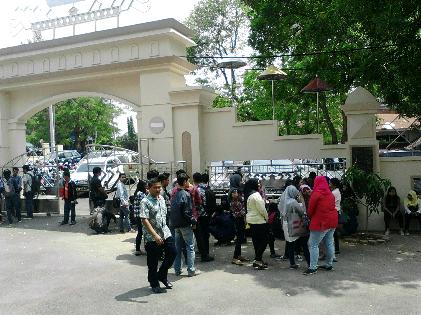 Fakultas Dakwah IAIN Raden Intan Lampung Canangkan Kelas Eksekutif KPI