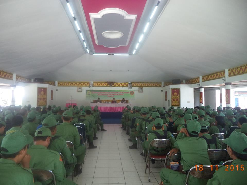 Sosialisasi Pilkada oleh KPU Bandar Lampung. | Ist.