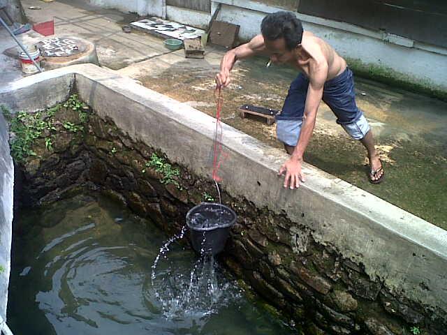 November Rain, Hujan Lumayan Deras Guyur Bandar Lampung
