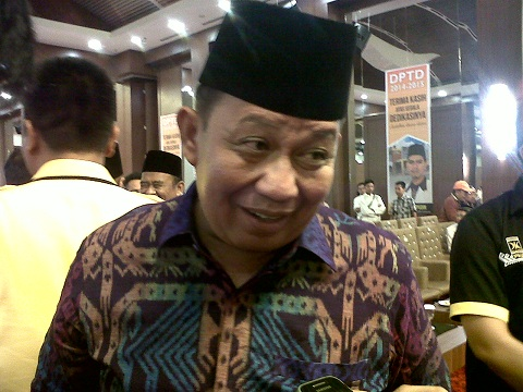 Calon wakil Wali Kota Bandar Lampung, Yusuf Kohar. | Widya/Jejamo.com