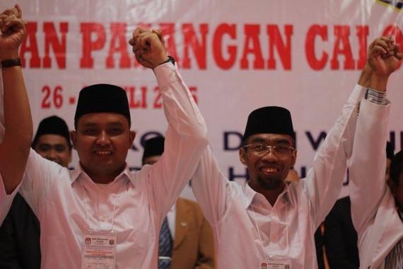 Abdul Hakim-Muchlido Apriliast. | DPD PKS Metro