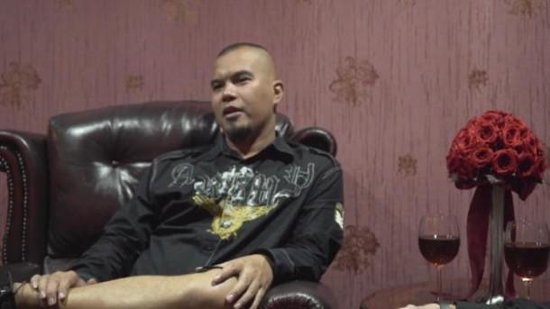 Ahmad Dhani Curhat