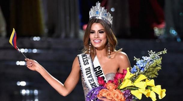 Sempat Menangis, Ini Kata Miss Columbia atas Insiden Miss Universe 2015