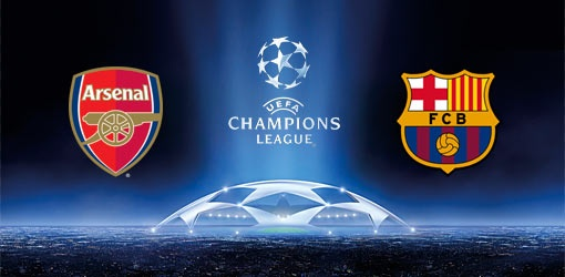 Arsenal vs Barcelona | ist