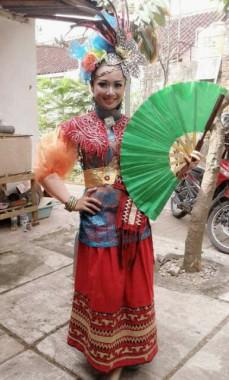 Atika Penari Cantik Lampung: Dancing is My Life