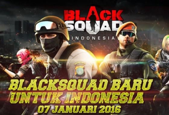 Ada Karakter Brimob dan Pasukan Khas TNI AU di Game Black Squad