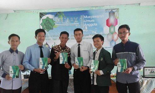 UKMF Ibroh IAIN Raden Intan Lampung Luncurkan Buku