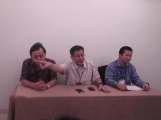 CP Prima Gelar Konferensi Pers Soal Produksi Udang Lampung