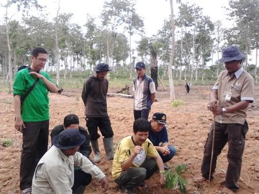 Pringsewu Kebanjiran 'Durian' Kotaagung