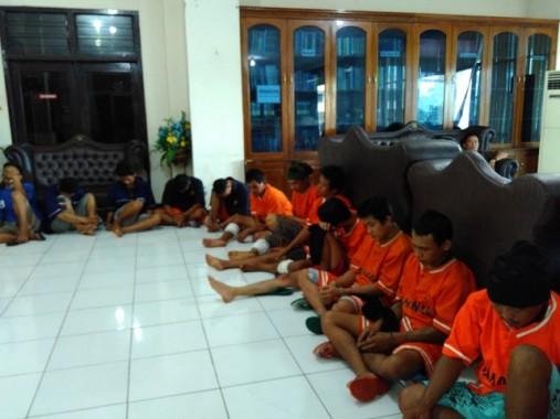 Ekspose Polda Lampung