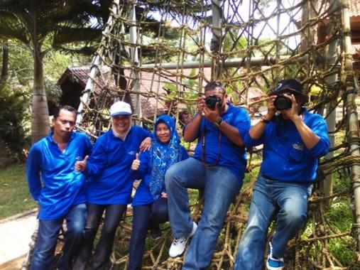 Dirjen Perbendaharaan Lampung Gelar Employee Gathering di Lembah Hijau