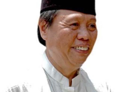 Pilkada Lampung Tengah, Mustafa Coblos di TPS Bumiaji Anak Tuha