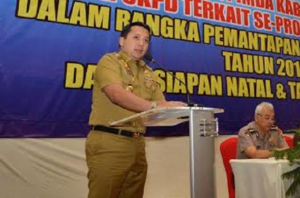 Gubernur Lampung Berharap Pilkada Serentak Bebas Kecurangan