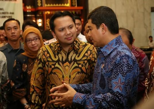 Yuddy Chrisnandi: Presiden Jokowi Bangga dengan Lampung