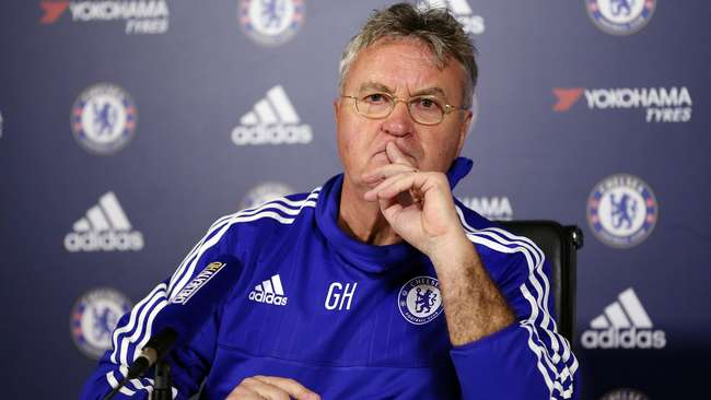 Guus Hiddink Optimistis Chelsea Finis Empat Besar