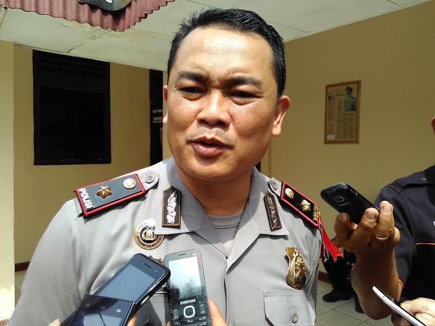 Kapolsek Kedaton Bandar Lampung Kompol, Handak Prakasa Qulbi. | Andi/Jejamo.com