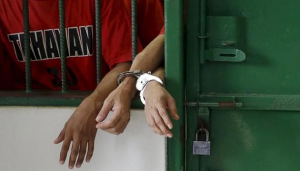 Siram Air Cabai Ke Penjaga, 5 Orang Tahanan Cipinang Berhasil Kabur
