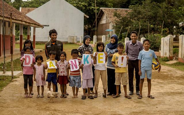 50 Pengajar Muda Donasikan Hidup untuk Pendidikan Indonesia