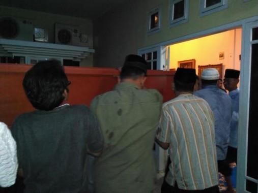 BREAKING NEWS: Jenazah Alfian Husin Pendiri IBI Darmajaya Lampung Tiba