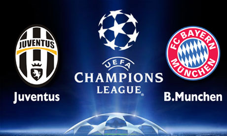 Juventus vs Munchen | ist