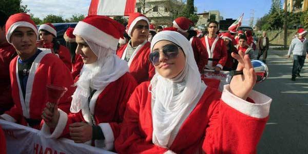 Menteri Agama Dukung Imbauan MUI soal Topi Santa