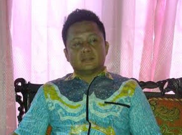 Kepala Puskesmas, Kecamatan Seputihmataram, Lampung Tengah,  dr Rian | Adrian/jejamo.com