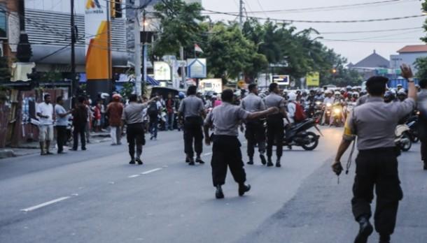 Bentrok di Dalam LP Kerobokan Bali, Picu Pertikaian Susulan di Jalanan