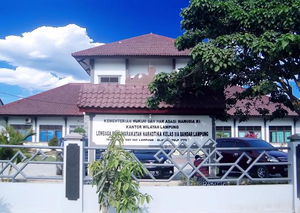 Lapas Way Hui, Lampung Selatan | ist