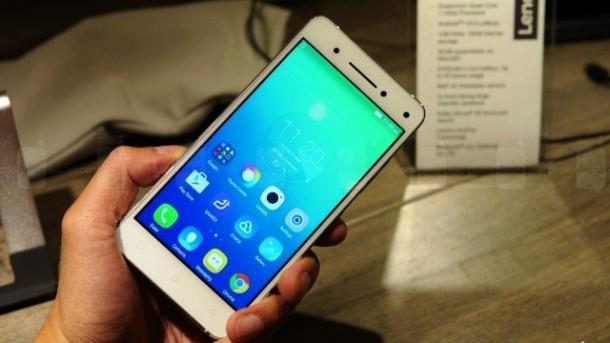 Lenovo Vibe S1, Smartphone dengan Dual Kamera Selfie