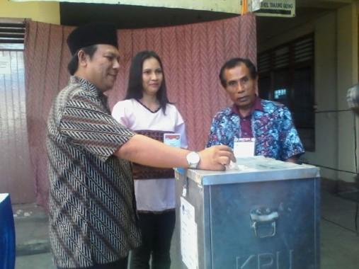 Breaking News: Quick Count Pilkada Lampung Selatan Zainudin Unggul