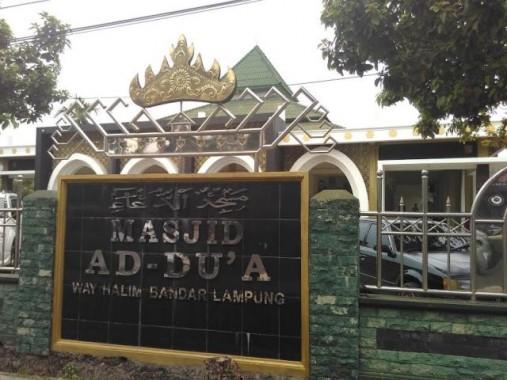 Jenazah Alfian Husin Pendiri IBI Darmajaya Lampung Akan Disalatkan di Masjid Ad Du'a
