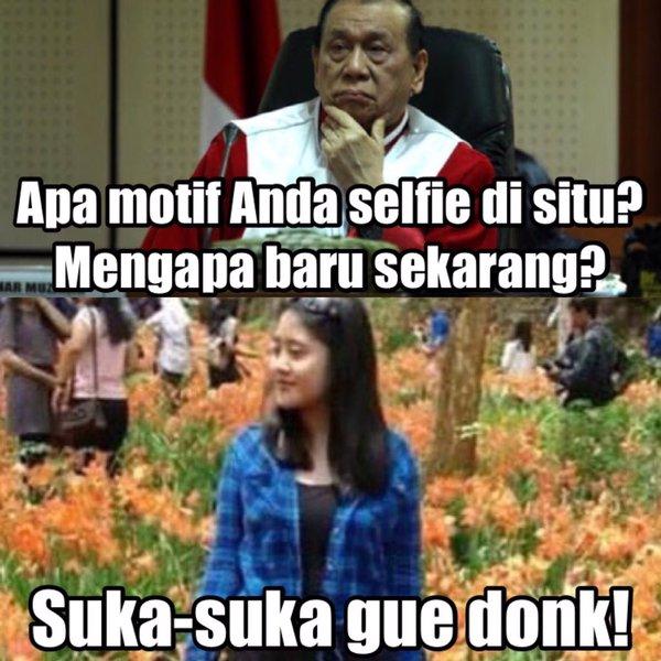 Meme Pertanyaan MKD