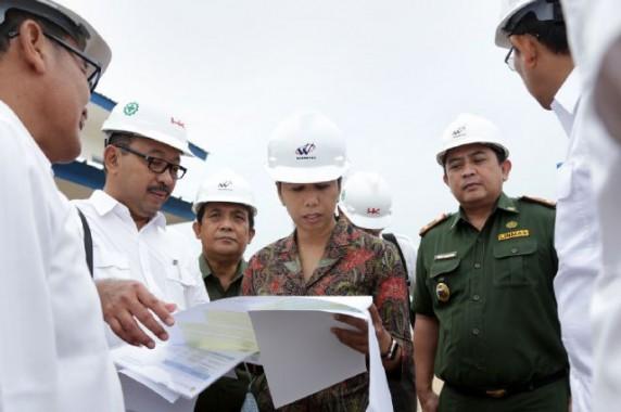 Ruas Itera Tol Lampung Dipatok Mesti Kelar Sebelum Lebaran