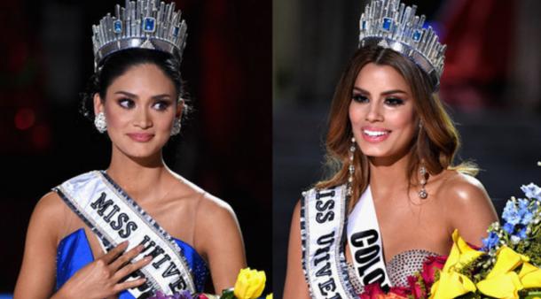 Memalukan! Pemandu Acara Miss Universe 2015 Salah Sebutkan Pemenang Kontes