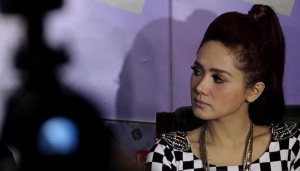 Mulan Jameela Sudah Minta Maaf ke Maia Sejak 2012