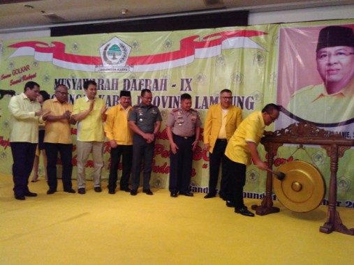 Polda Lampung Ekspos Barang Sitaan dan Tersangka