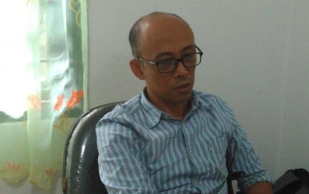 Kepala Bagian Hukum dan Kerja Sama Antarlembaga Panwaslu Bandar Lampung Nurrakhman Yusuf | Andi dan Sugiono / Jejamo.com