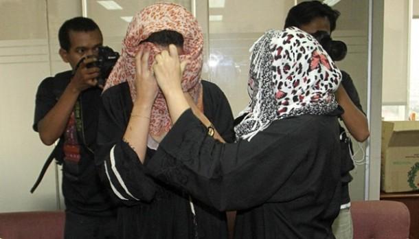 Polda Jawa Barat Ungkap Prostitusi Impor dari Maroko