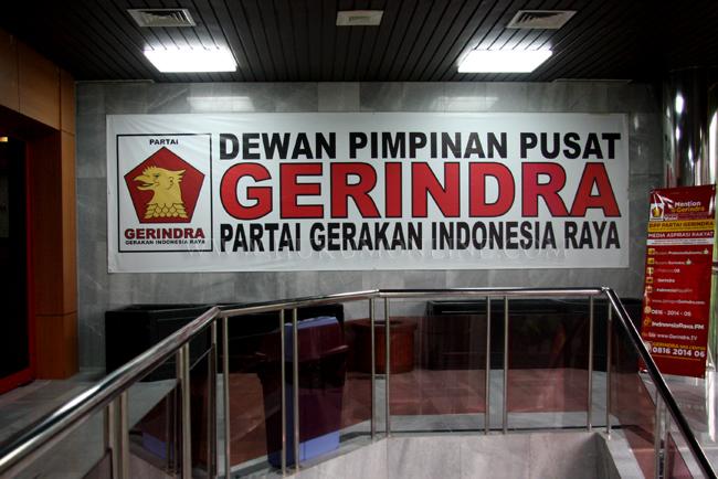 Kantor DPP Gerindra | ist