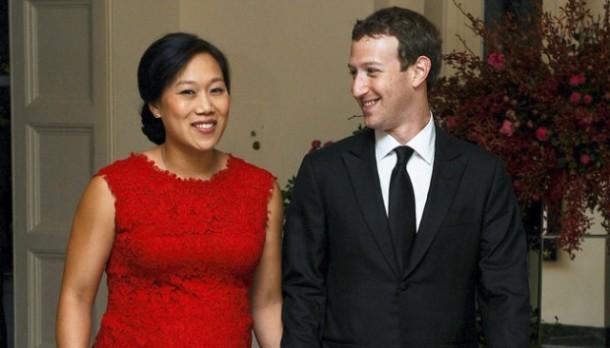 Punya Anak Perempuan, Mark Zukerberg Sumbangkan 99 Persen Saham Untuk Kegiatan Amal