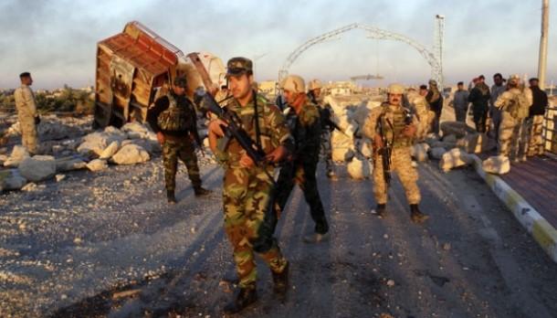 Pasukan Pemerintah Irak Klaim Kalahkan ISIS di Kota Ramadi