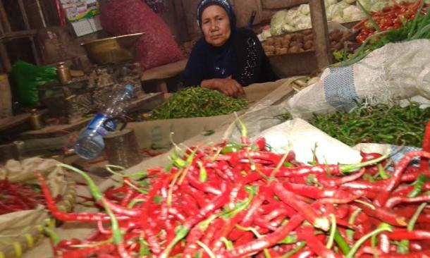 Harga Bawang Merah di Lampung Tengah Naik Rp15 Ribu