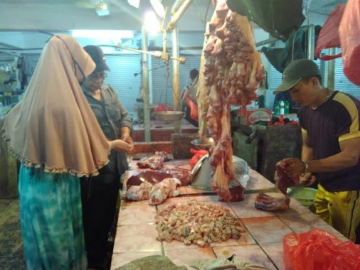 Pembeli Keluhkan Harga Daging Sapi yang Naik Hingga Rp 20 Ribu per Kg