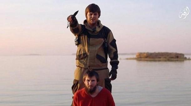 ISIS Rilis Video Pemenggalan Mata-Mata Rusia