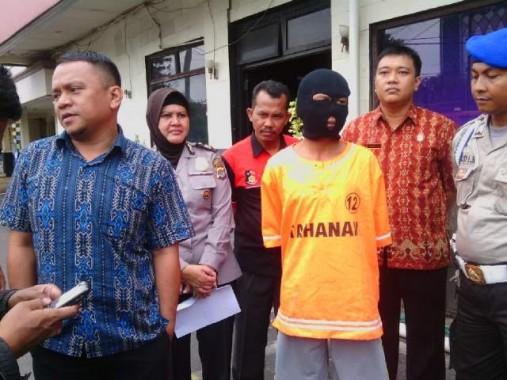 Kaki Jaka Pencuri Spesialis Rumah Kosong di Bandar Lampung Ditembak Polisi