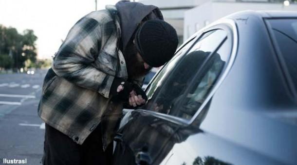 Awas! Ini Modus Baru Pencurian Mobil di Lokasi Parkir