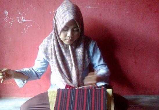 Dinkes Lampung Tengah Cuek dengan Nasib Balita Penderita Jantung Bocor